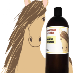 ALL NATURAL SHAMPOO FOR HORSES 1 LTR