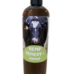 HEMP REMEDY + 500ML