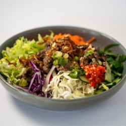 Virtual Noodle Salad