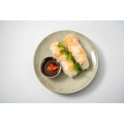 Virtual Rice paper rolls