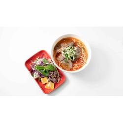 Virtual Bún bò hue- beef noodle soup