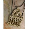 Medieval Russian Viking Needle Case pendant