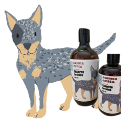 ALL NATURAL SHAMPOO FOR DOGS 250ML