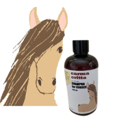 ALL NATURAL SHAMPOO FOR HORSES 250ml