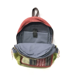 Natural hemp Backpack