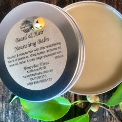 Beard & Hair Nourishing Balm