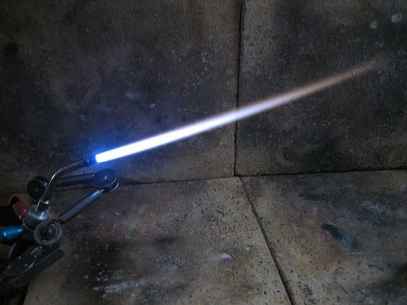 Micro welding torch flame size tip 2