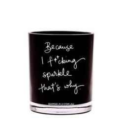 The original quote Candle – large