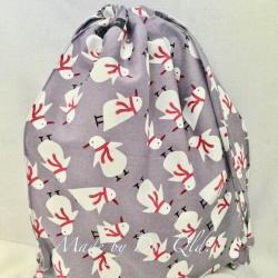 School library book or Kindy / Preschool / Daycare sheet bag