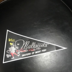 Mallacoota Sticker