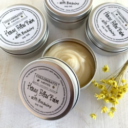 Honey Butter Balm With Macadamia Oil For Very Dry Skin