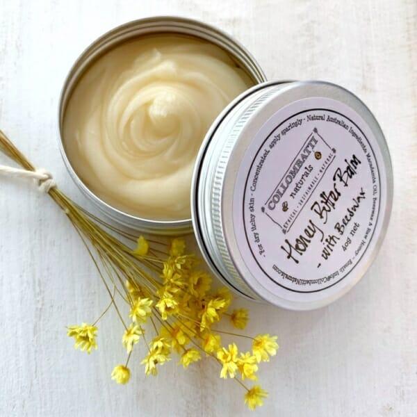 Collombatti Naturals Honey Butter Balm