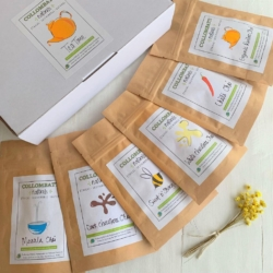 Chai Loose Leaf Tea 6 Pack Selection