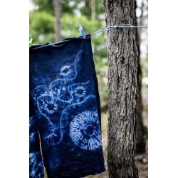 Indigo Shibori Dyeing Masterclass