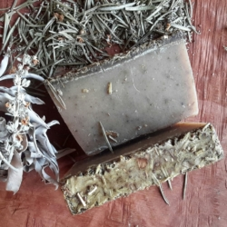 Spiritual Cleanse ~ Organic Botanical Ceremonial Soap ~ Ritual Cleanse | Purify | Protect
