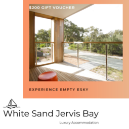 Experience Empty Esky – White Sand Jervis Bay Gift Voucher
