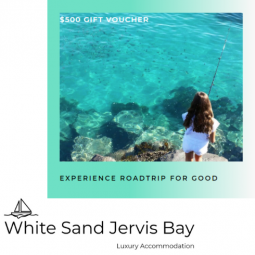 Experience Road Trip For Good – White Sand Jervis Bay Gift Voucher