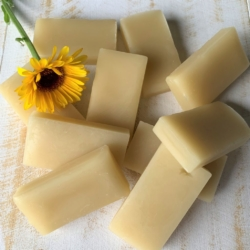Beeswax Leather Polish/Conditioner with Raw Cocoa Butter