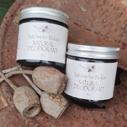 Natural Deodorant ~ Batches for Blokes
