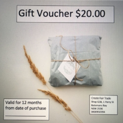 $20 Gift Voucher – Pay It Forward