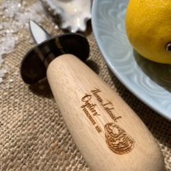 Haven Island Oyster Knife