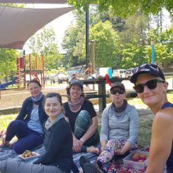 Nachos Picnic Down at the Local Park – Pay it Forward