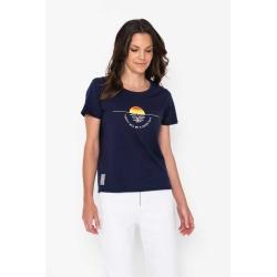 Sunrise Cube Tee Shirt