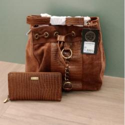 """PHOENIX"" Bag & Wallet by Thomas Cook"