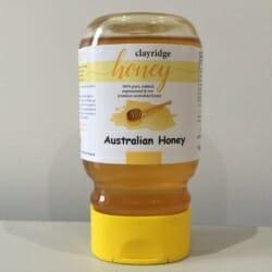 Pure Honey Squeezy Jar 400gm