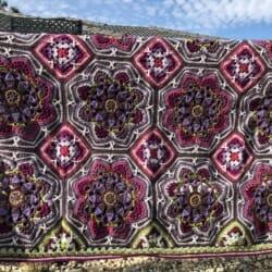 Turkish Delight Blanket