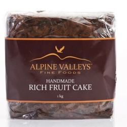 Rich Fruit Cake 1 kg