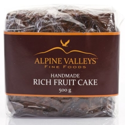Rich Fruit Cake 500g