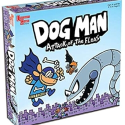 Dogman Attack of the Fleas