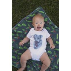 Koala Baby Onesie | Organic Cotton | Australia