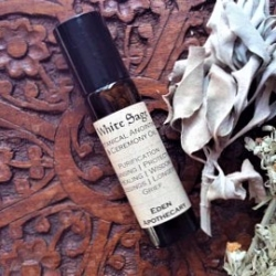 Australian White Sage ~ Lunar Botanical Anointing & Ceremony Oil