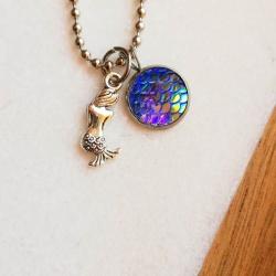 Handmade Mermaid Necklace
