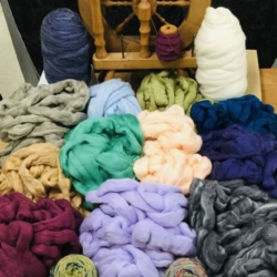 Home Spun Wool