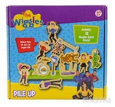 The Wiggles Pile Up