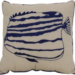 Cushion Navy Angel Fish