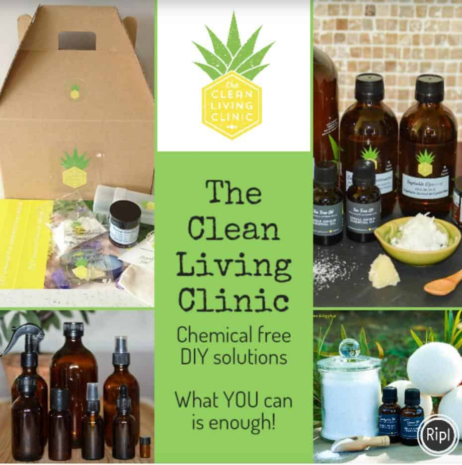 The Clean Living Clinic