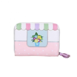 Sweetie Caravan Medium Zip Wallet