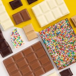 100g Belgian Chocolate Bar