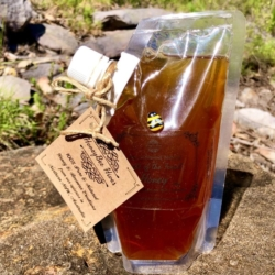 450g Artisan Honey in Recyclable Pouch