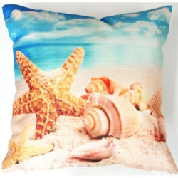 Cushion Cover By The Sea 1