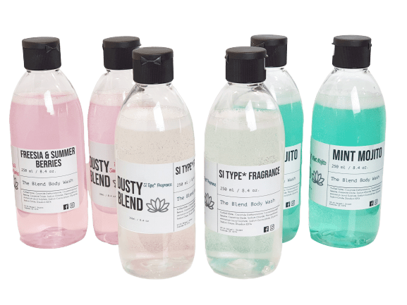 The Blend Body Wash   Dusty Blend