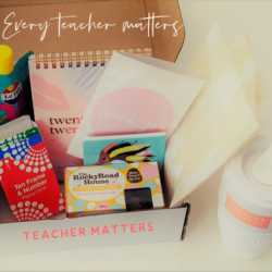 Teacher Matters Box