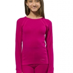 XTM 230g Merino Thermal Girls Crew Top
