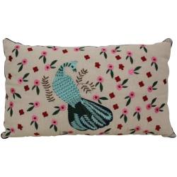 Cushion Luxury Peacock Design