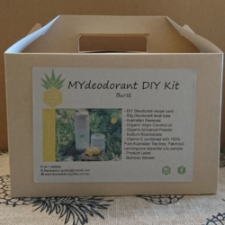 DEODORANT chemical free DIY kit