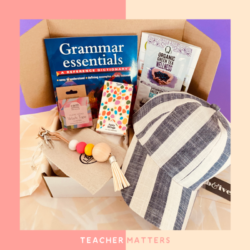 April-May Teacher Matters Box